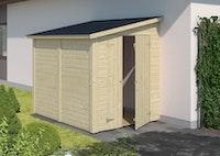 Palmako Gerätehaus Mia 3,6 m² - 16 mm