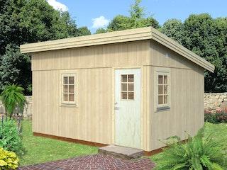 Palmako Nordic-Haus Ethel 13,6 m² - 18+70 mm
