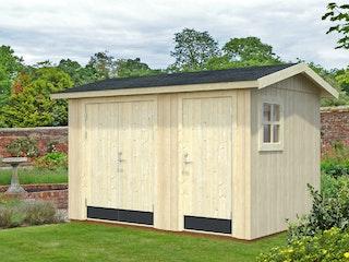 Palmako Gerätehaus Olaf 6,6 m² - 18+70 mm