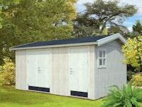 Palmako Gerätehaus Olaf 13,5 m² - 18+70 mm