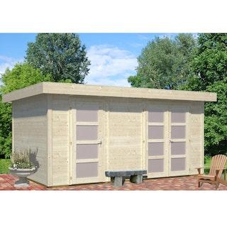 Palmako Gartenhaus Lara 12,7 m² - 28 mm