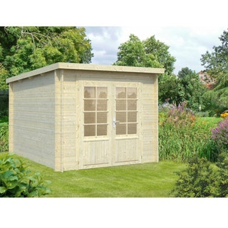 Palmako Gartenhaus Ella 6,9 m² - 28 mm