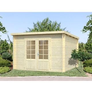 Palmako Gartenhaus Ella 8,7 m² - 28 mm
