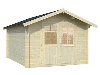 Palmako Gartenhaus Lotta 10,0 m² - 34 mm