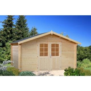 Palmako Gartenhaus Lotta 13,9 m² - 34 mm