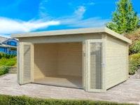Palmako Gartenhaus Lea 14,2 m² - 44 mm