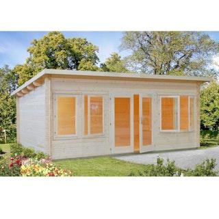 Palmako Gartenhaus Lisa 19,4 m² - 44 mm
