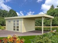 Palmako Gartenhaus Elsa 11,3+8,1 m² - 28 mm