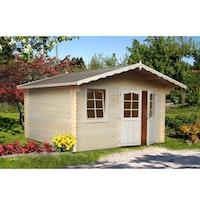 Palmako Gartenhaus Emma 10,4 m² - 34 mm