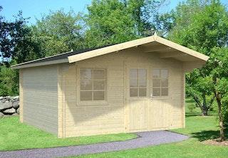 Palmako Gartenhaus Britta 14,6 m² - 40 mm