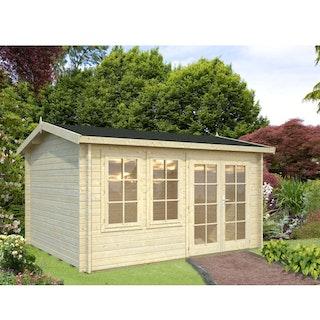 Palmako Gartenhaus Iris 11,1 m² - 44 mm