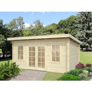 Palmako Gartenhaus Lisa 14,2 m² - 44 mm