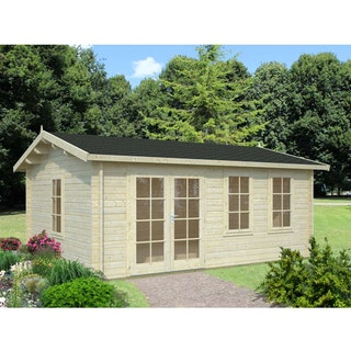 Palmako Gartenhaus Iris 19,1 m² - 44 mm