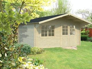 Palmako Gartenhaus Britta 17,5 m² - 40 mm