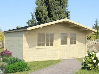 Palmako Gartenhaus Britta 22,3 m² - 40 mm