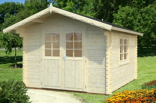 Palmako Gartenhaus Sally 10,2 m² - 44 mm