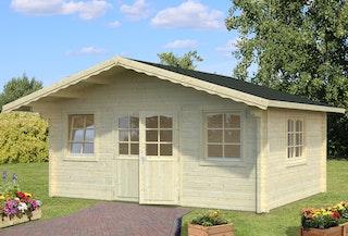 Palmako Gartenhaus Helena 18,6 m² - 70 mm