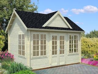 Palmako Gartenhaus Claudia 11,5 m² - 34 mm