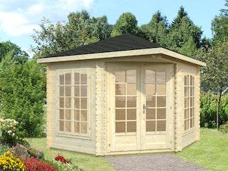 Palmako Pavillon Melanie 6,8 m² - 28 mm