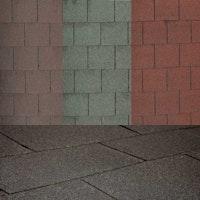 Palmako Rechteck- Dachschindeln