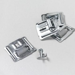 PARADOR ClickBoard Mittelklammer für Metall- und Holzunterkonstruktion 500 Stück