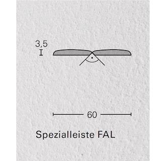 PARADOR Spezialleisten für Dekor-Paneele Esche weiß-FAL