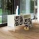 PARADOR Laminat Classic 1050 Eiche Monterey geweißt Seidenmatt-Landhaus