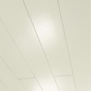 PARADOR Dekorpaneele Milano Click Esche weiß glänzend geplankt