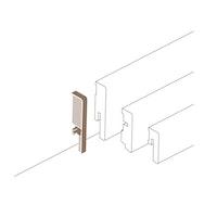 PARADOR Übergangskappen Typ 2 für Steckfußleiste SL 3/5/6 und 18