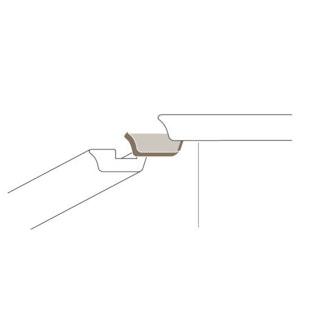 PARADOR Außenecken für Deckenabschlussleiste DAL 1