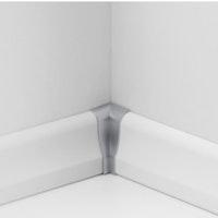PARADOR Innenecke Typ 2 für Steckfußleiste SL 4