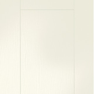 PARADOR Dekorpaneele Novara Esche weiß glänzend geplankt