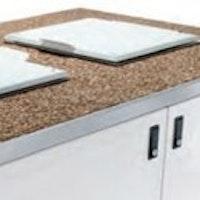 Paul Wolff 1 x Einwurfdeckel im Dach für Silent Modelle