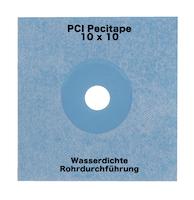 """PCI Dichtmanschette-Wand """"Pecitape"""" 100x100mm"""