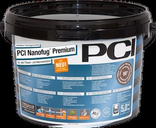 PCI Nanofug Premium, 5 kg, versch. Farben