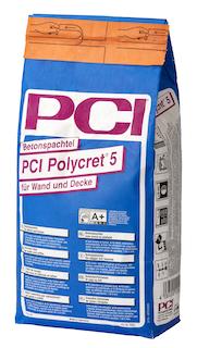 """PCI Polycret 5 """"Betonspachtel"""", versch. Größen"""