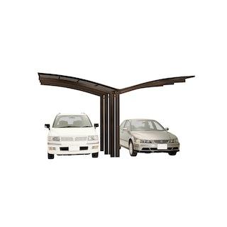 Ximax Carport Portoforte Typ 110 Y-Ausführung 495 x 542 cm