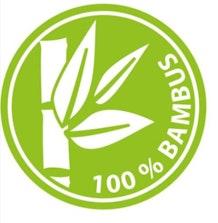 Pikto 100% Bambus