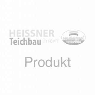 Heissner PVC Teichfolie schwarz 0.5mm 4x5m (TF176-00)