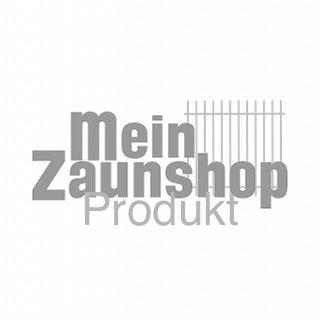 Groja Zaunpfosten für Zaunsystem BasicLine-zum Aufdübeln-105 cm
