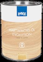 Hartwachs-Öl evolution