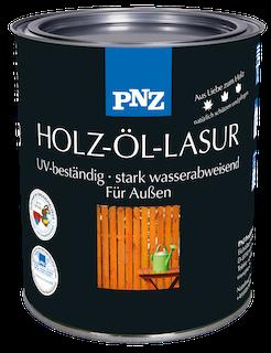 Holz-Öl-Lasur