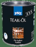 Teak-Öl farblos