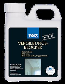Vergilbungsblocker
