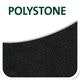 Verwendetes Material: POLYSTONE