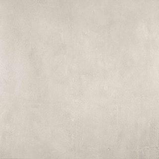 Bodenfliese Feinsteinzeug Betonoptik Weiß in verschiedenen Größen