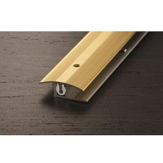 Provario Universal Übergangsprofil Aluminium eloxiert, 270 cm