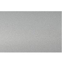 PROVARIO Universal Abschlussprofil Aluminium eloxiert Silber, 270cm