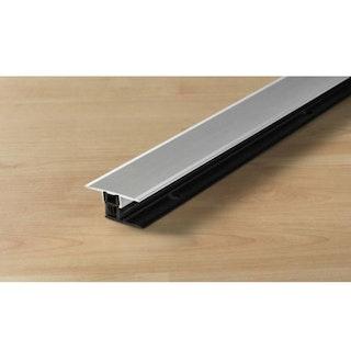 Proline PROCOVERclip Universal Übergangsprofil Aluminium eloxiert, 90cm