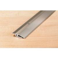 Proline PROCOVER Designfloor Anpassungsprofil Aluminium eloxiert, 270cm
